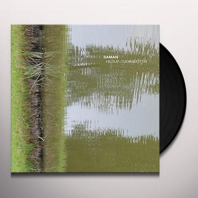 Hildur Gudnadottir SAMAN Vinyl Record