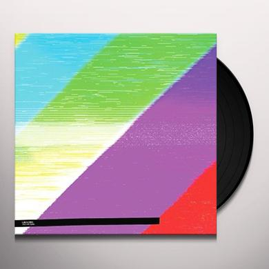 Luis Flores TEST PATTERN Vinyl Record