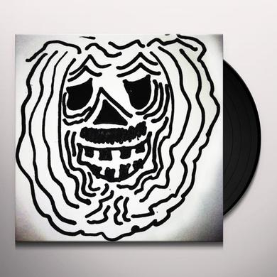 Sewn Leather FREAK ON HASHISH / LONGBOARDING IS A CRIME Vinyl Record