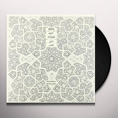 April Brikha HOPE Vinyl Record