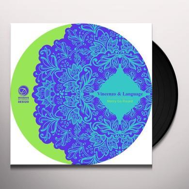 Vincenzo & Language MERRY GO ROUND Vinyl Record