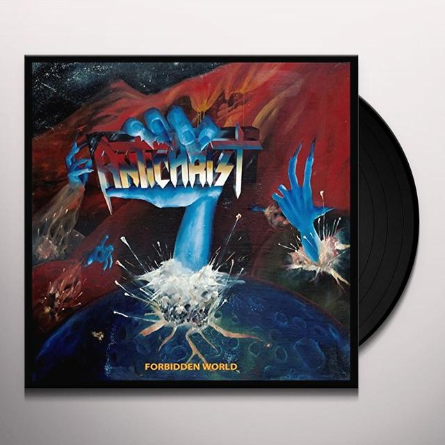 Antichrist FORBIDDEN WORLD Vinyl Record
