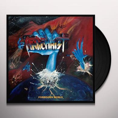 Antichrist FORBIDDEN WORLD (GER) Vinyl Record