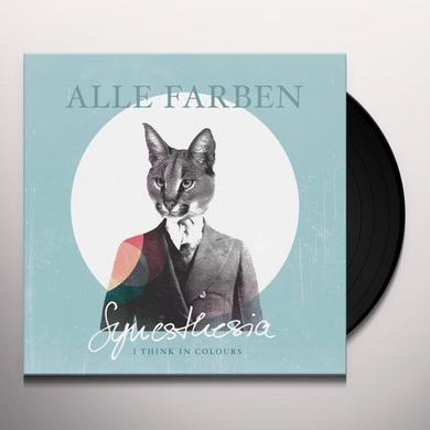 Alle Farben SYNESTHESIA (GER) Vinyl Record