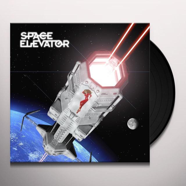SPACE ELEVATOR Vinyl Record - UK Import