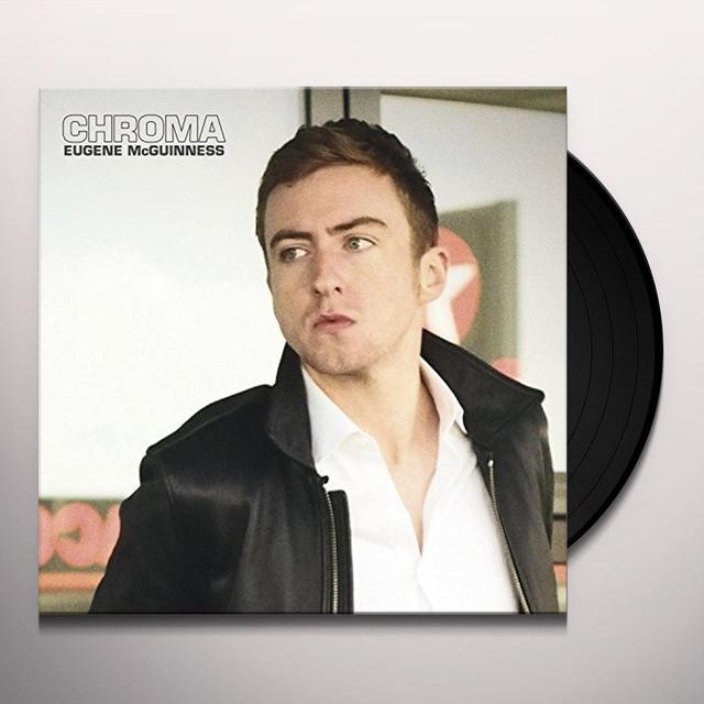 Eugene Mcguinness CHROMA Vinyl Record - UK Import