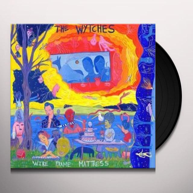 The Wytches WIRE FRAME MATTRESS Vinyl Record - UK Import