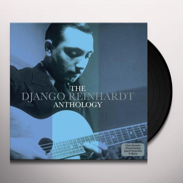 Django Reinhadt ANTHOLOGY Vinyl Record