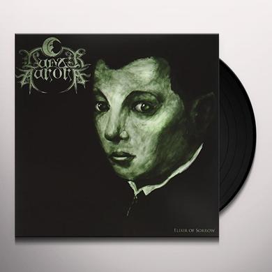 Lunar Aurora ELIXIR OF SORROW Vinyl Record - UK Import
