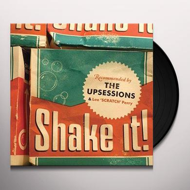 Upsessions (Feat Lee Scratch Perry) SHAKE IT Vinyl Record - UK Import