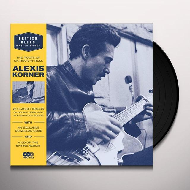 ALEXIS KORNER Vinyl Record - UK Import