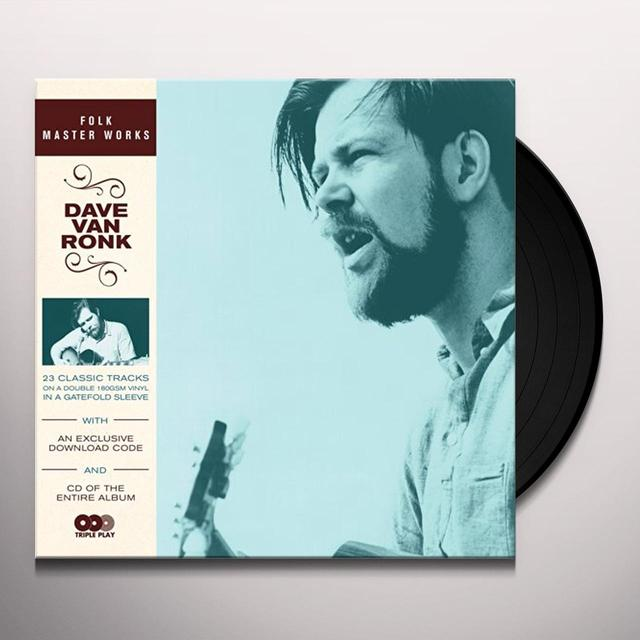 DAVE VAN RONK Vinyl Record - UK Release