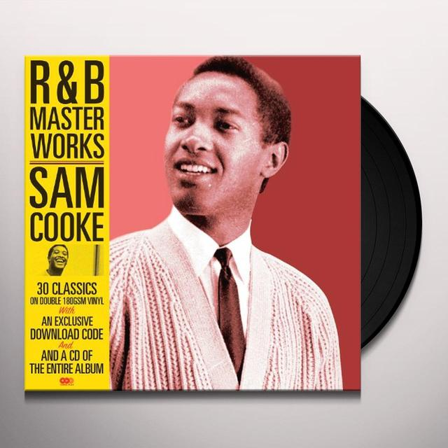 R&B MASTERWORKS-SAM COOKE Vinyl Record - UK Release