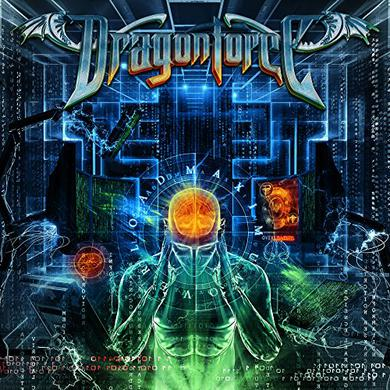 Dragonforce MAXIMUM OVERLOAD Vinyl Record