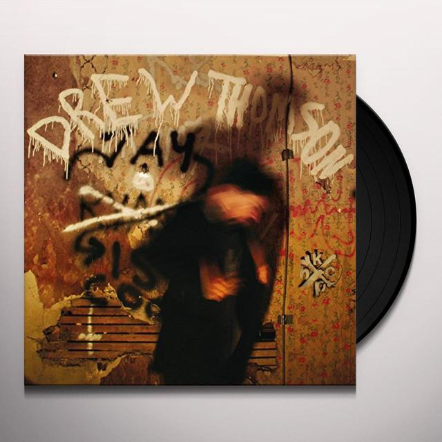 DREW THOMSON Vinyl Record - UK Import