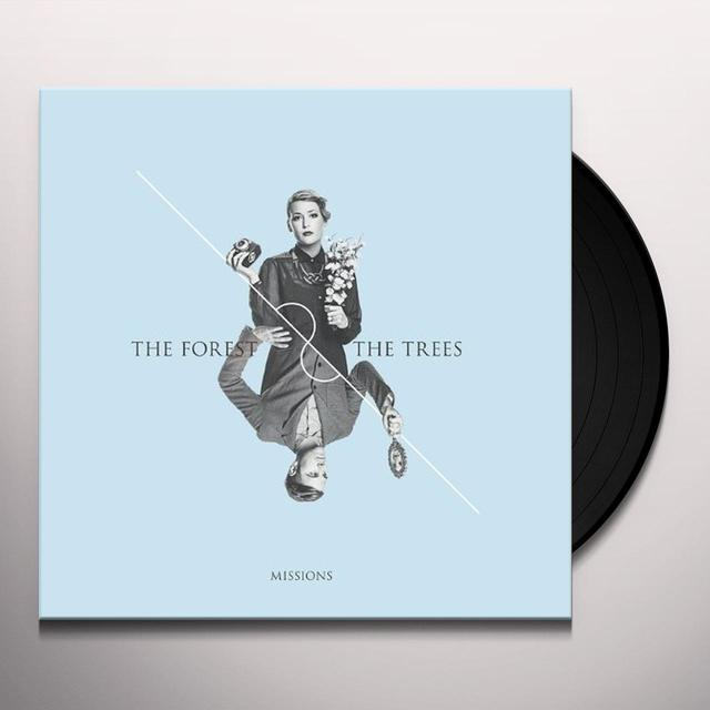 Forest & The Trees MISSIONS Vinyl Record - UK Import