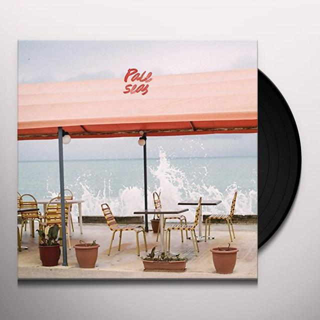 Pale Seas PLACES TO HAUNT EP Vinyl Record