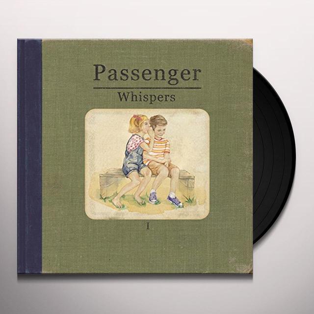 Passenger WHISPERS Vinyl Record - Holland Import