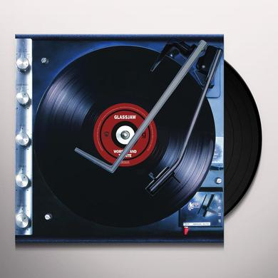 Glassjaw WORSHIP & TRIBUTE Vinyl Record - Holland Import