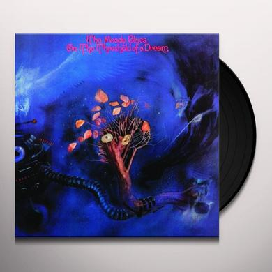 The Moody Blues ON THE THRESHOLD OF A DREAM Vinyl Record - Holland Import