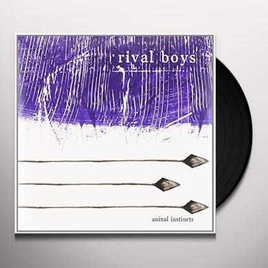 Rival Boys ANIMAL INSTINCTS Vinyl Record - Canada Import