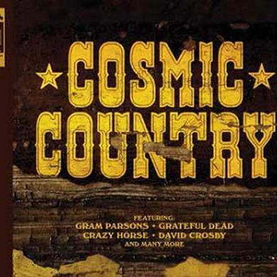 Cosmic Country / Various (Aus) COSMIC COUNTRY / VARIOUS Vinyl Record
