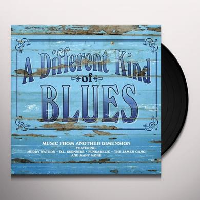 Different Kind Of Blues / Various (Aus) DIFFERENT KIND OF BLUES / VARIOUS Vinyl Record