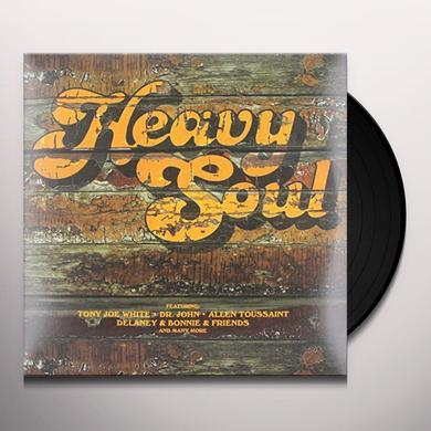 Heavy Soul / Various (Aus) HEAVY SOUL / VARIOUS Vinyl Record - Australia Import