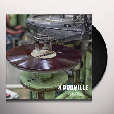 4 Promille VINYL-DARK GREEN VINYL Vinyl Record