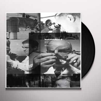 Necrosis KURZWELLEN 4 Vinyl Record - Holland Import