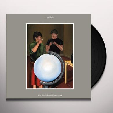 Polar Twins WEE SMALL HOURS AT Vinyl Record - Holland Import