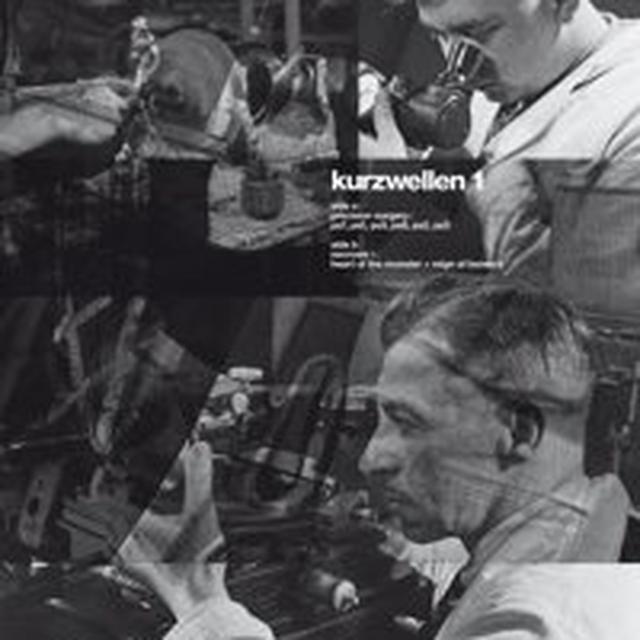 Precision Surgery & Necro KURZWELLEN 1 Vinyl Record