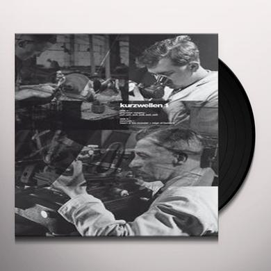 Precision Surgery & Necro KURZWELLEN 1 Vinyl Record - Holland Import