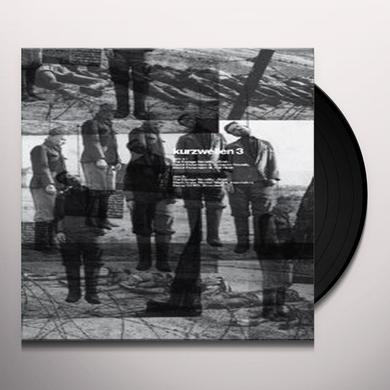 Savage Morality KURZWELLEN 3 Vinyl Record - Holland Import