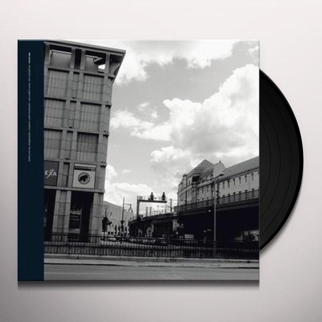 Dirk Serries MICROPHONICS REMIX Vinyl Record