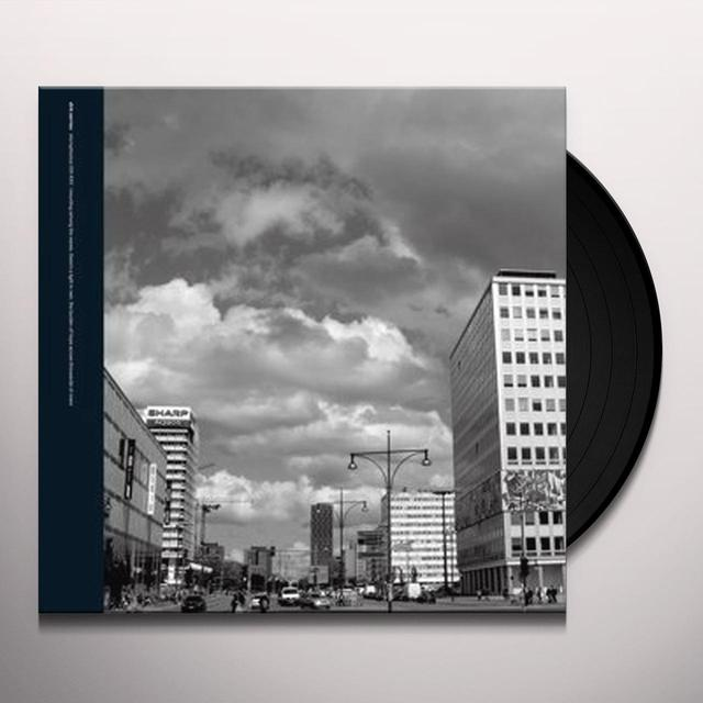 Dirk Serries MICROPHONICS XXI-XXV Vinyl Record - Holland Import