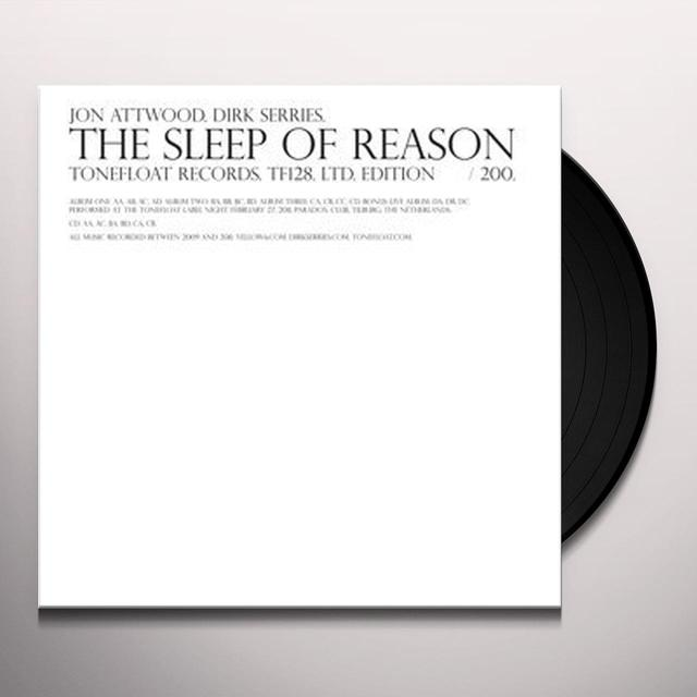 SLEEP OF REASON Vinyl Record - Holland Import