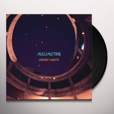 Millimetrick LONELY LIGHTS Vinyl Record - Canada Import