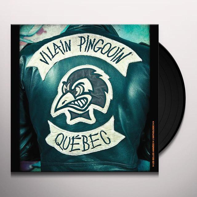 Vilain Pingouin LES BELLES ANNEES Vinyl Record