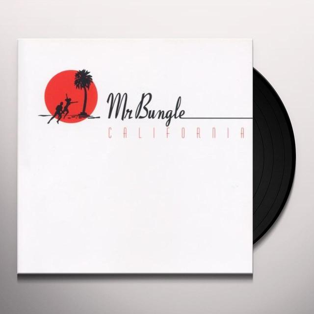 Mr. Bungle CALIFORNIA Vinyl Record