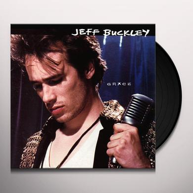 Jeff Buckley GRACE Vinyl Record - Gatefold Sleeve, 180 Gram Pressing