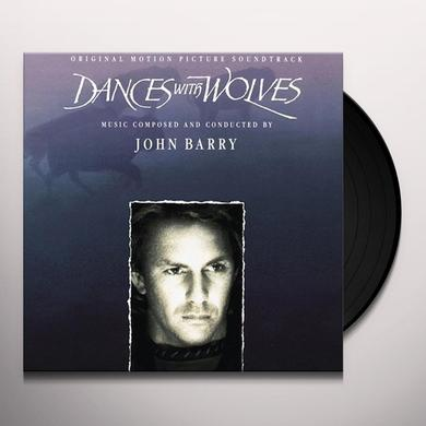 Dances With Wolves / O.S.T. (Gate) (Ogv) DANCES WITH WOLVES / O.S.T. Vinyl Record - Gatefold Sleeve, 180 Gram Pressing