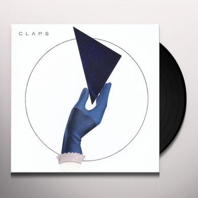 Claps WRECK Vinyl Record