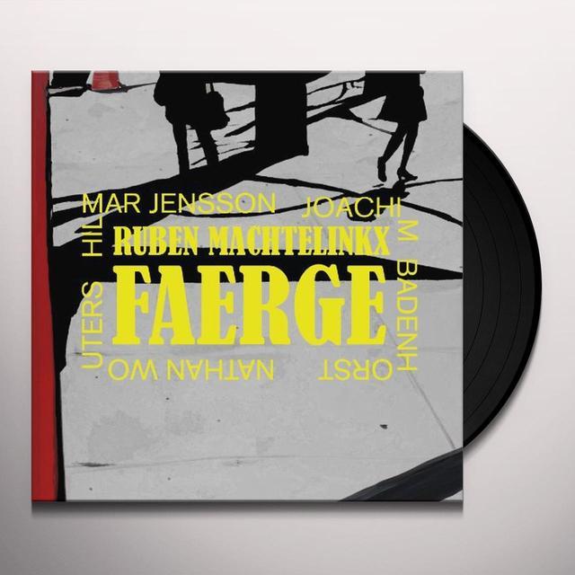 Ruben Machtelinckx FAERGE Vinyl Record