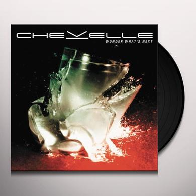 Chevelle WONDER WHAT'S NEXT Vinyl Record