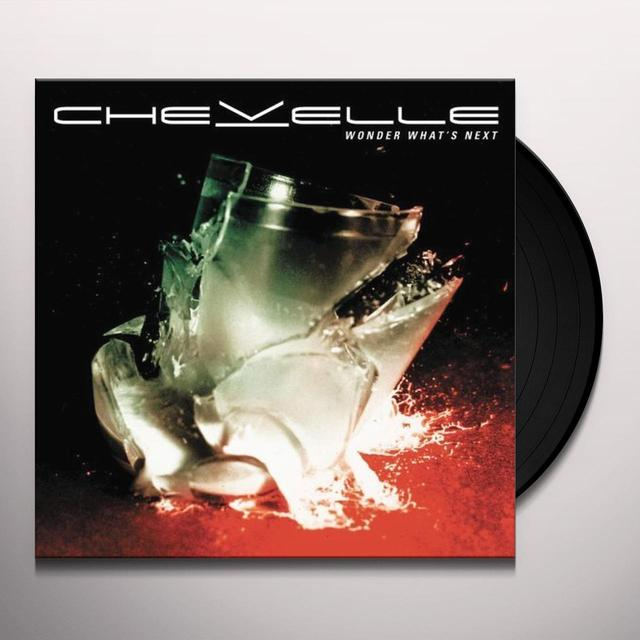 Chevelle WONDER WHAT'S NEXT  (BONUS TRACKS) Vinyl Record - Black Vinyl, Gatefold Sleeve