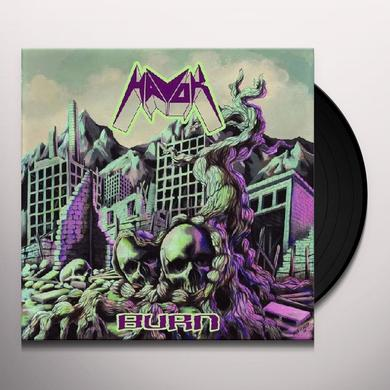Havok BURN Vinyl Record - Limited Edition