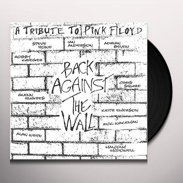 PINK FLOYD: TRIBUTE TO BACK / VARIOUS Vinyl Record