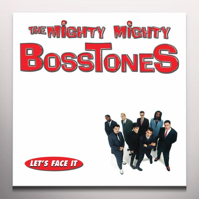 Mighty Mighty Bosstones LETS FACE IT Vinyl Record - Colored Vinyl, Limited Edition