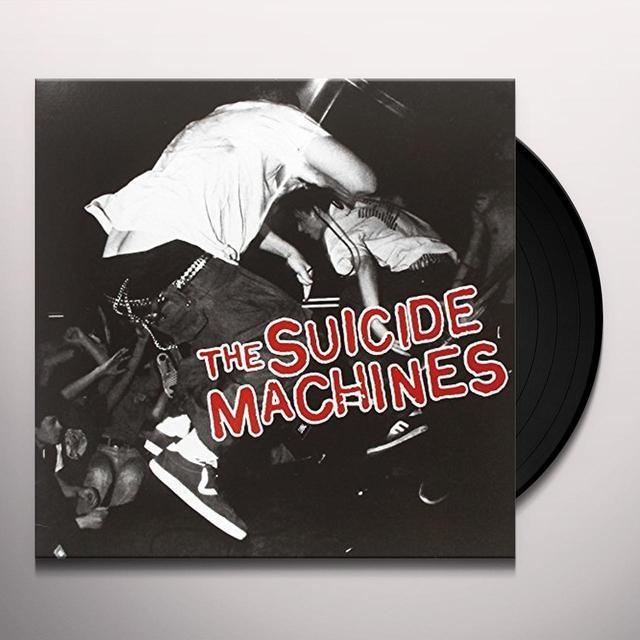 Suicide Machines DESTRUCTION BY DEFINITION Vinyl Record - Limited Edition